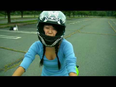 Ninja 250r wheelie