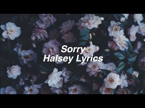 Xxx Mp4 Sorry Halsey Lyrics 3gp Sex