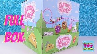 Yummy World Yummy-Licious Vinyl Keychain Series Kidrobot Toy Review | PSToyReviews