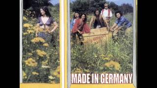 Made In Germany ‎– Man in History ( 1971, Prog Rock, Germany )