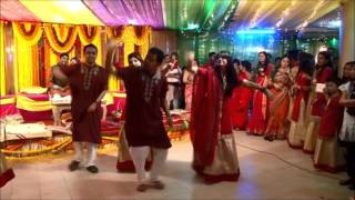 ||tenu leke|| dance performance on zabir and tasmeer