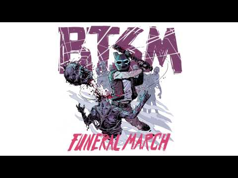 Black Tiger Sex Machine - Funeral March EP (Preview Mix)