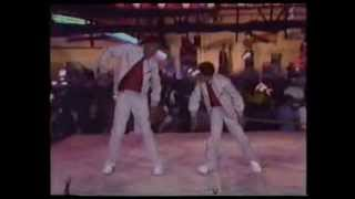 Break Dance Contest Live at the Roxy 1983 ( History Oldschool )