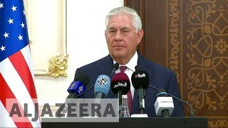 Tillerson: Saudis not ready to end Gulf crisis with Qatar