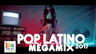 POP LATINO 2017 - MEGAMIX HD: Carlos Vives, Shakira, Ricky Martin y Mas ★NO COMMERCIALS!★