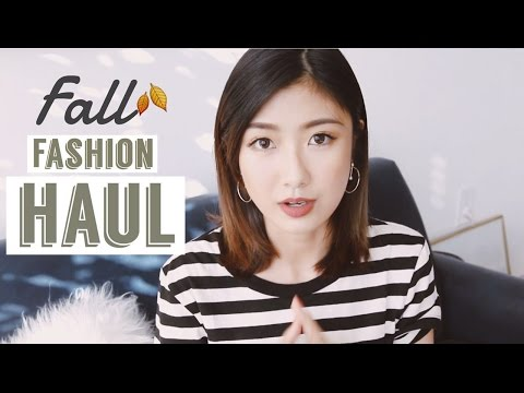 秋季服饰购物分享丨Fall Haul丨UO丨HM丨Madewell and MORE丨Savislook
