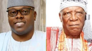 At last: Oba Gbolahan Lawal becomes the new Oniru of iruland