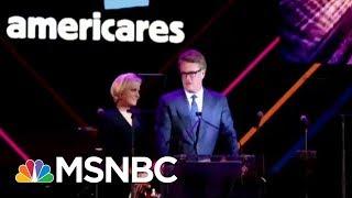 Joe And Mika Host 30th Annual Americares Benefit | Morning Joe | MSNBC
