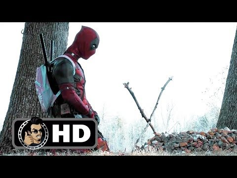 What if LOGAN had a POST-CREDIT SCENE? Featuring DEADPOOL (*Spoilers*) Fan-Made