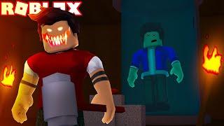 Roblox - CHRISTIAN VIROU O MONSTRO (Flee the Facility)