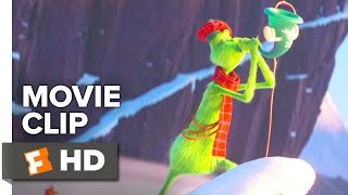 The Grinch Movie Clip - Reinhorn (2018) | Movieclips Coming Soon