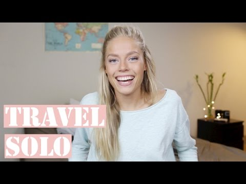 Backpacking Tips Girl Traveling Alone