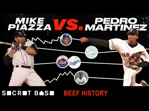 Pedro Martinez s beef with Mike Piazza covered family honor a whole lot of money and camp drama