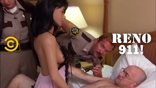 RENO 911! - Trapped in a Sex Doll