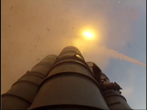 The Amazing S-300 In Live Fire