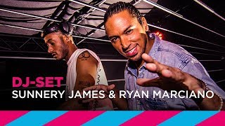 Sunnery James & Ryan Marciano (DJ-set LIVE @ ADE) | SLAM!