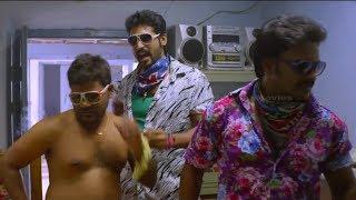 Venu Tillu Hot Romantic Scene With Aunty - Billa Ranga Telugu Movie Scenes