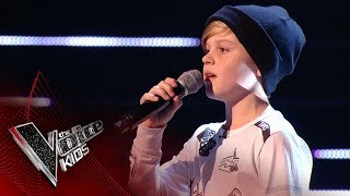 Devon performs 'Story of my life': Blinds 3 | The Voice Kids UK 2017