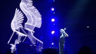 Eros Ramazzotti - Rosa Nata Ieri  (Eros World Tour 2015 @ Sofia, Bulgaria)