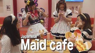 Japanese Maid Cafe - Maidreamin in Kokura