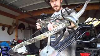 Jaguar 175 lb crossbow first impressions