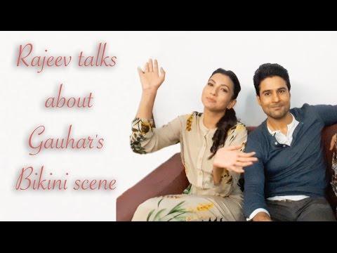 Xxx Mp4 Rajeev Khandelwal And Gauhar Khan Talk About FEVER 3gp Sex