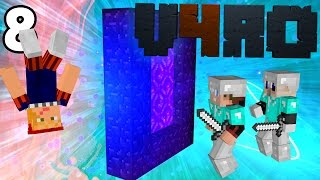 BLOß NICHT DEN STEGI MACHEN! | VARO 4 #8 Minecraft Deutsch Team Vibe News | baastiZockt