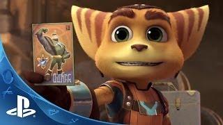 Ratchet & Clank Film Trailer | E3 2014