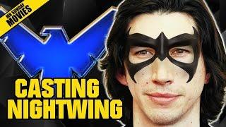 Casting NIGHTWING & ROBIN In The BATMAN Film