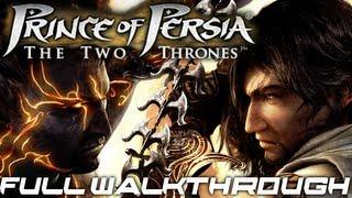 Prince of Persia [Two Thrones] FULL WALKTHROUGH