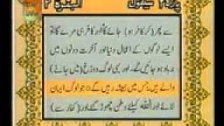Al Quran Para-2 (Al Baqarah 2:142-2:252) With Urdu Translation Full
