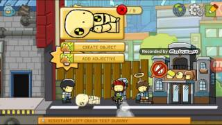 Scribblenauts unlimided ep 3 bg audio walkthrough - kogata kolite zapochnat da letqt