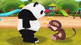 Being Considerate - Baby Learn to be Polite in Supermarket - Fun Educational Game Video for Kids
