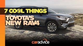 2019 Toyota RAV4: 7 Cool Things!