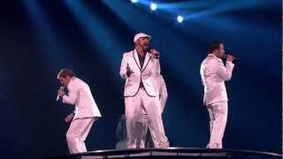 NKOTBSB Tour / Backstreet Boys - 10,000 Promises live at O2 Arena