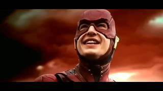Justice LEAGUE 2017 All the flash SCENES CLIPS