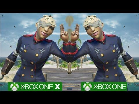 Xxx Mp4 Sea Of Thieves Graphics Analysis Xbox One X Vs Xbox One Comparison 4K 60fps 3gp Sex