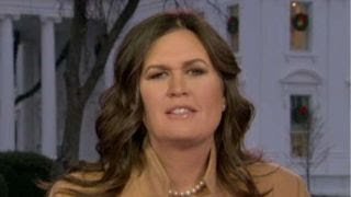Sarah Sanders on attacks from media, her White House role