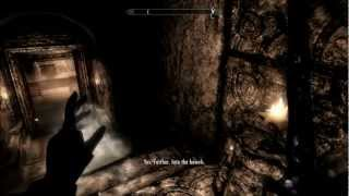 Let's Play Skyrim (Blind), Part 59: The House of Horrors