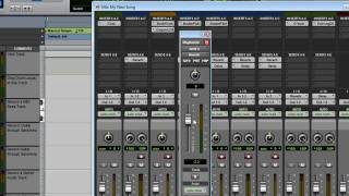 Recording Studio Getting Started (2 of 3): Pro Tools Sessions - Pro Tools® M-Powered™ Essential