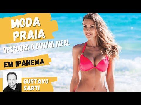 Programa do Gugu Super Praia da Moda em Ipanema Parte 1