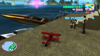 GTA Vice City Bombs away(easy pass)