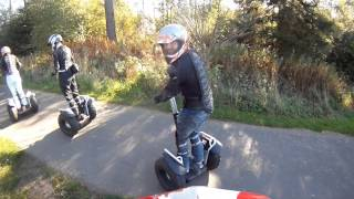 All Out Adventures SEGWAY FUN