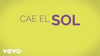 Los Bonnitos - Cae el Sol (Lyric Video)