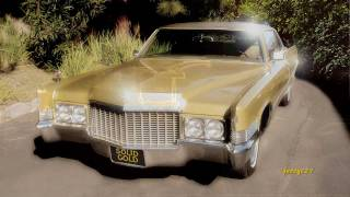 Solid Gold Cadillac
