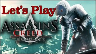LET'S PLAY | Assassin's creed Bloodlines