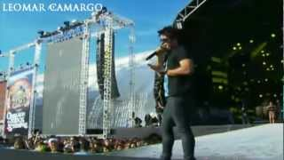 Cristiano Araújo - Mel Nesse Trem/Arrocha Com Tequila (AO VIVO NO CALDAS COUNTRY 2012)