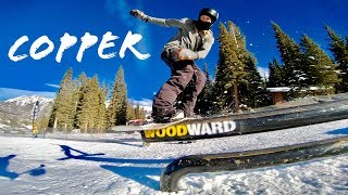 COPPER OPENING DAY 2018 SNOWBOARDING