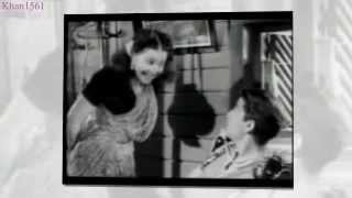 Raj Kapoor speaks  Pashto-part 4 a clip from old  hindi movie Saragam(1951)
