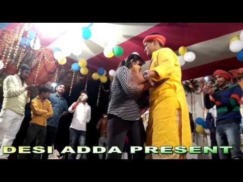 New  Hot Desi Jija Sali  Song 2017 || Village Marriage Party Dance  Video || 2017 ||